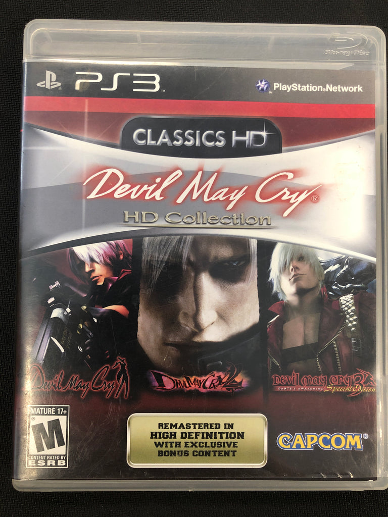 PS3: Devil May Cry: HD Collection