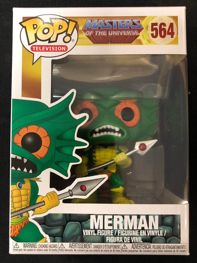Funko Pop! Masters of the Universe: Merman #564