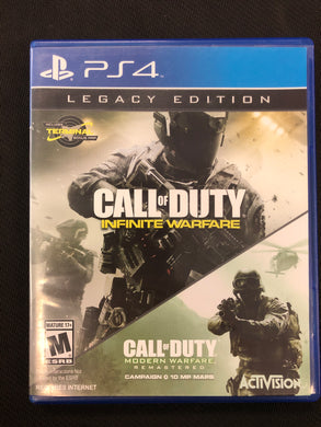 PS4: Call of Duty: Infinite Warfare