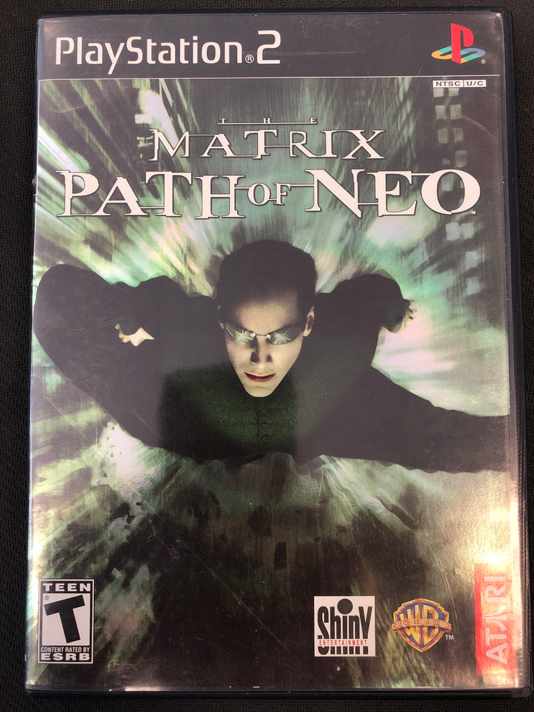 PS2: The Matrix: Path of Neo (Missing Manual)