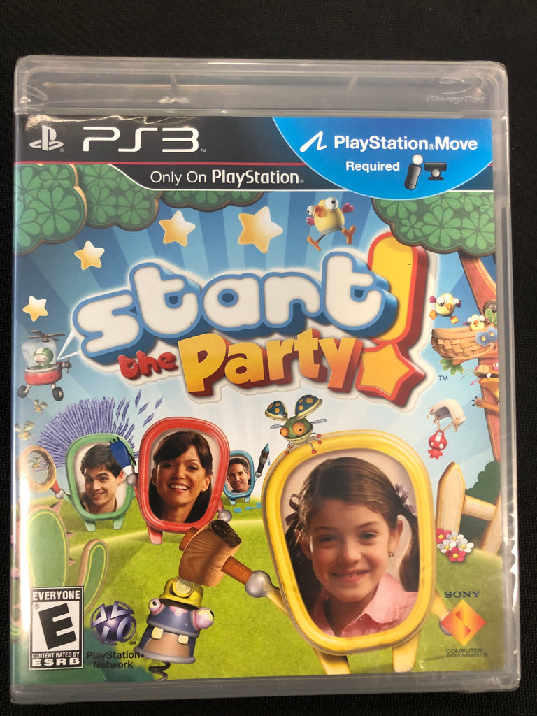 PS3: Start The Party (Sealed)