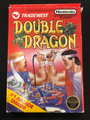 NES: Double Dragon (Boxed)