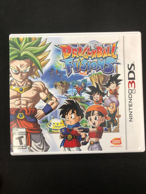 3DS: Dragonball Fusions