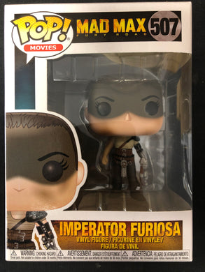 Funko Pop! Mad Max: Imperator Furiosa #507