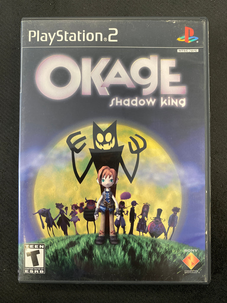 PS2: Okage: Shadow King