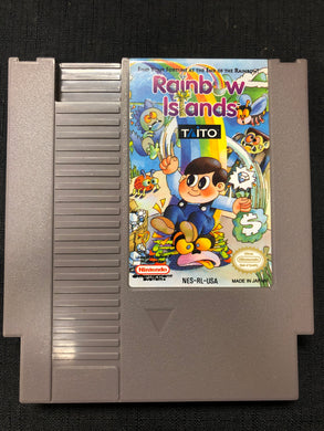 NES: Rainbow Islands