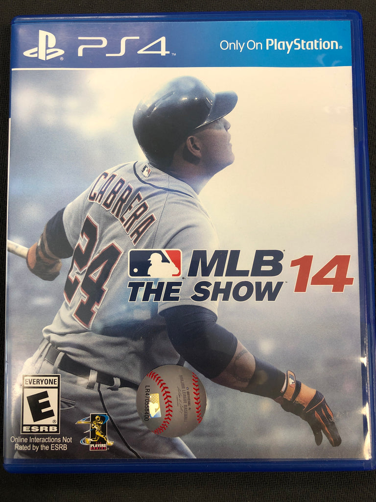 PS4: MLB 14 The Show