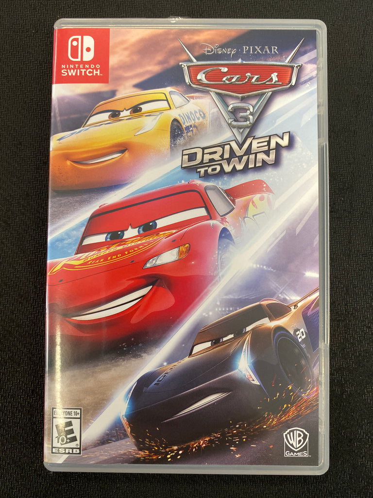 Switch: Cars 3: Driven to Win