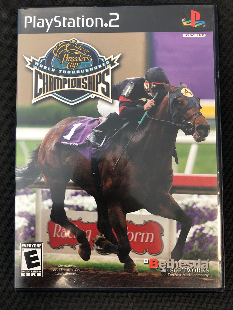 PS2: Breeders' Cup World Thoroughbred Championships