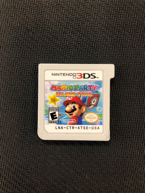 3DS: Mario Party Island Tour (Cartridge Only)