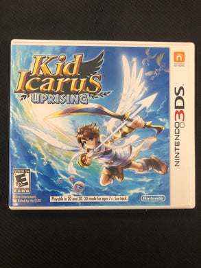 3DS: Kid Icarus Uprising