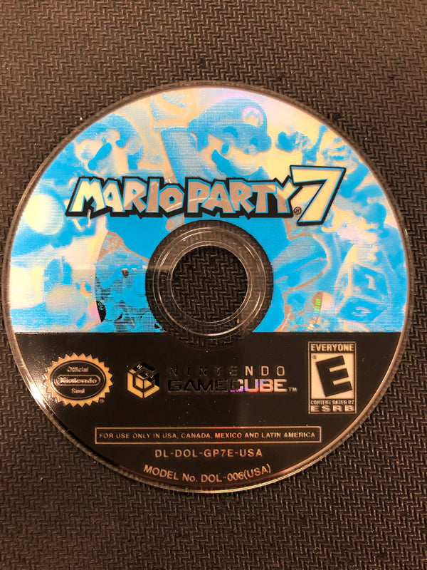 GameCube: Mario Party 7 (Disc Only)