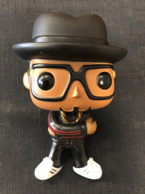 Funko Pop! DMC (RUN DMC) (Loose) #10