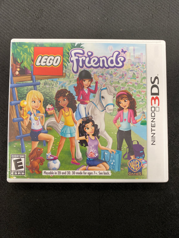 3DS: LEGO Friends