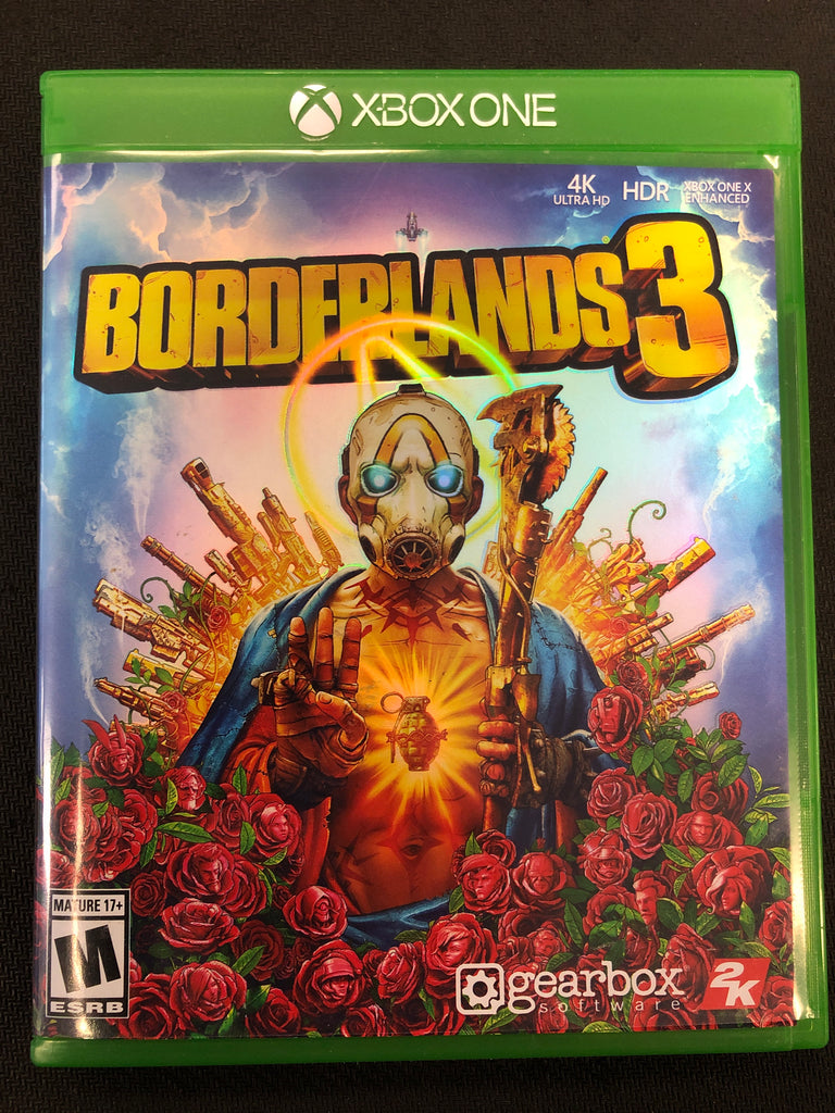 Xbox One: Borderlands 3