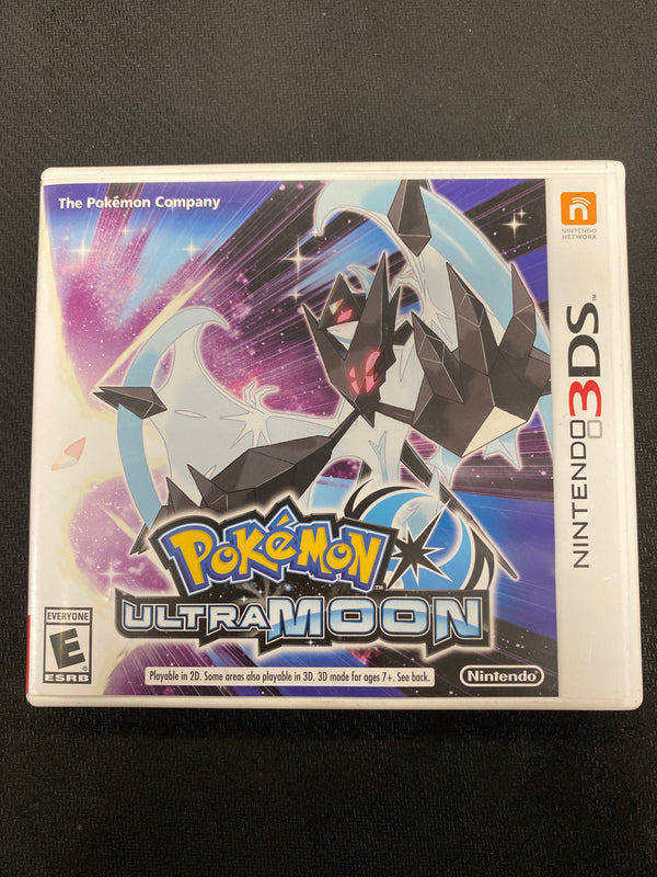 3DS: Pokemon Ultra Moon