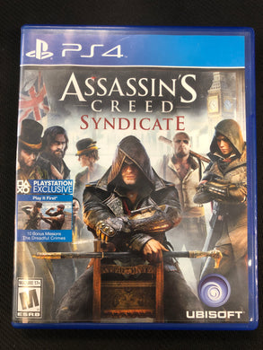 PS4: Assassin's Creed Syndicate