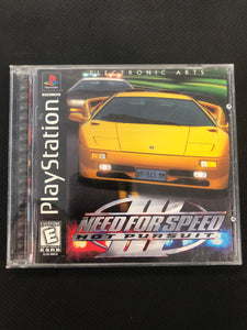 PS1: Need for Speed: Hot Pursuit 3
