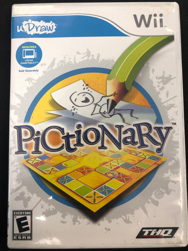Wii: Pictionary