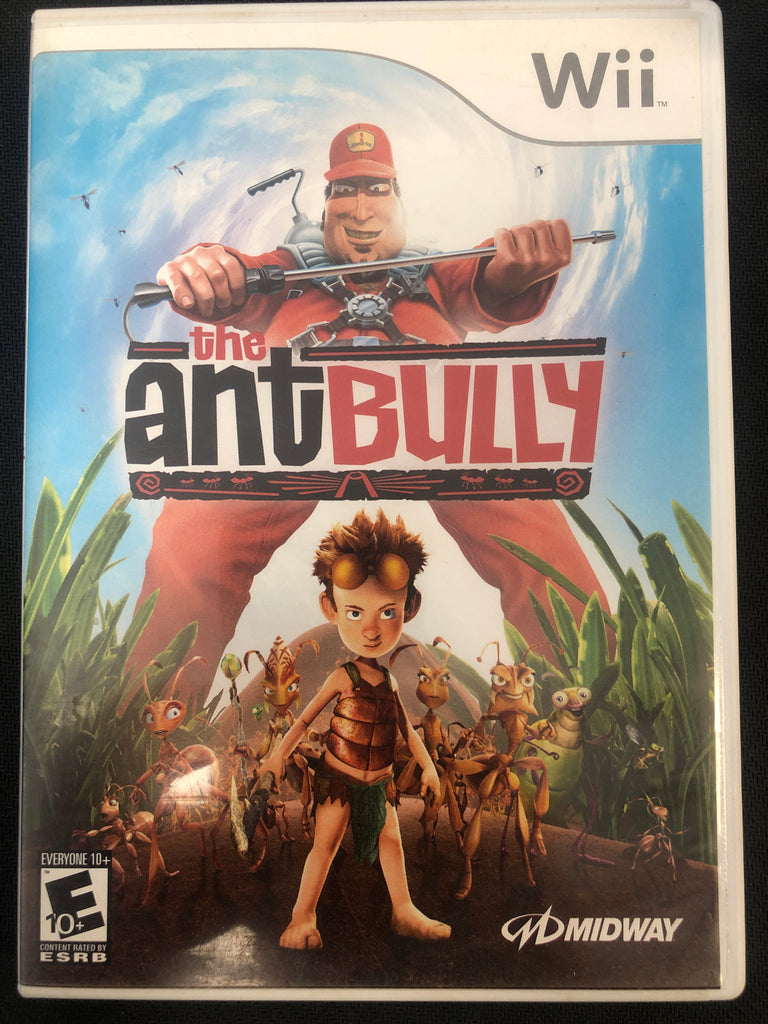 Wii: The Ant Bully