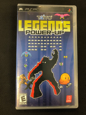 PSP: Taito Legends Power-Up