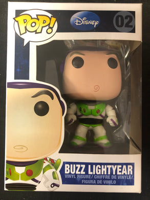 Funko Pop! Buzz Lightyear #02