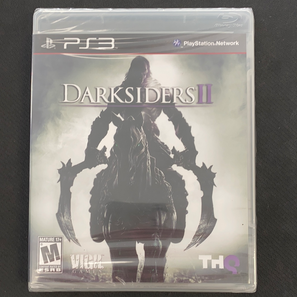 PS3: Darksiders II (Brand New Sealed)