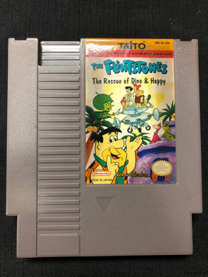 NES: The Flintstones - Rescue of Dino & Hoppy