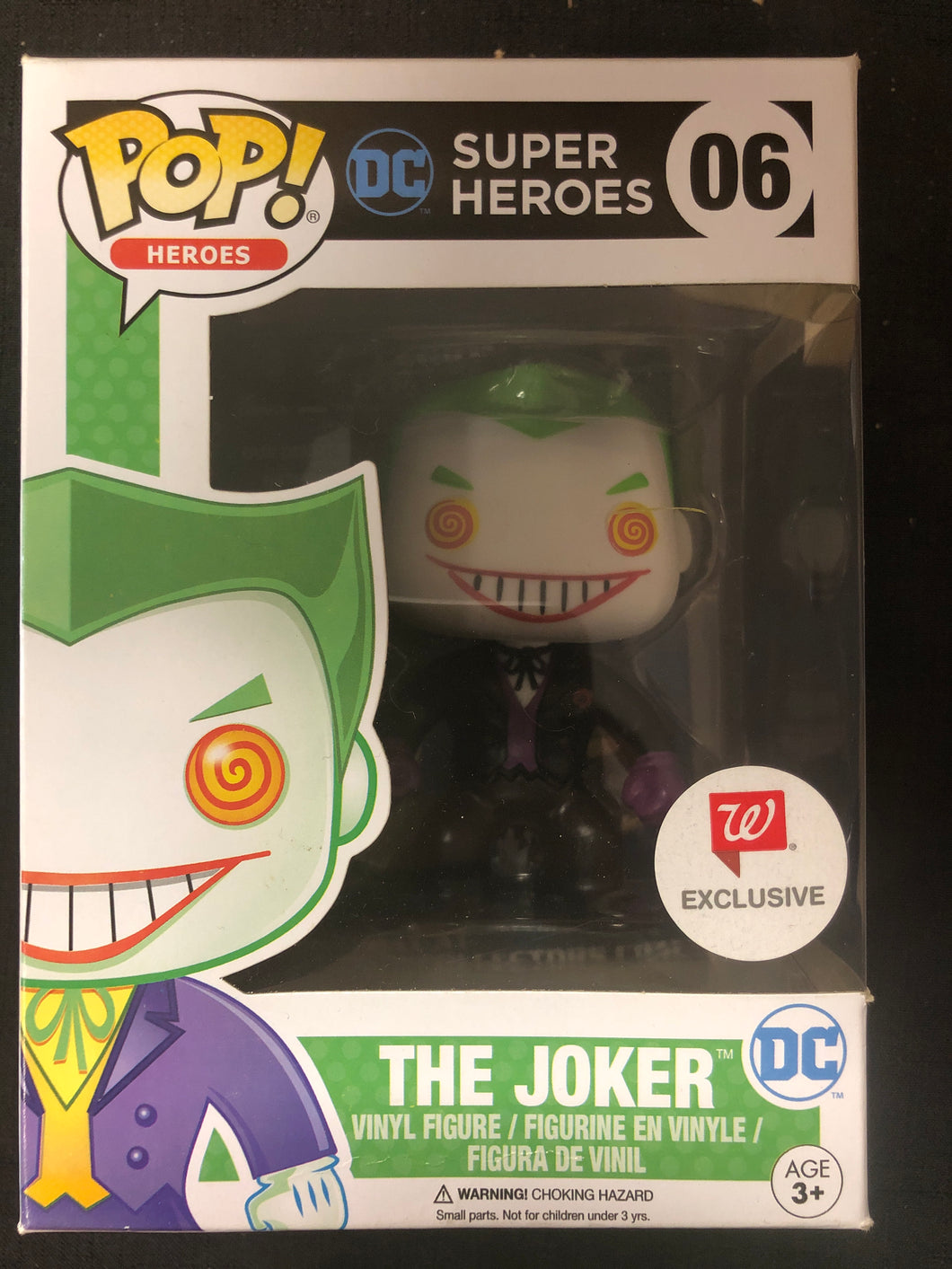 Funko Pop! The Joker #06