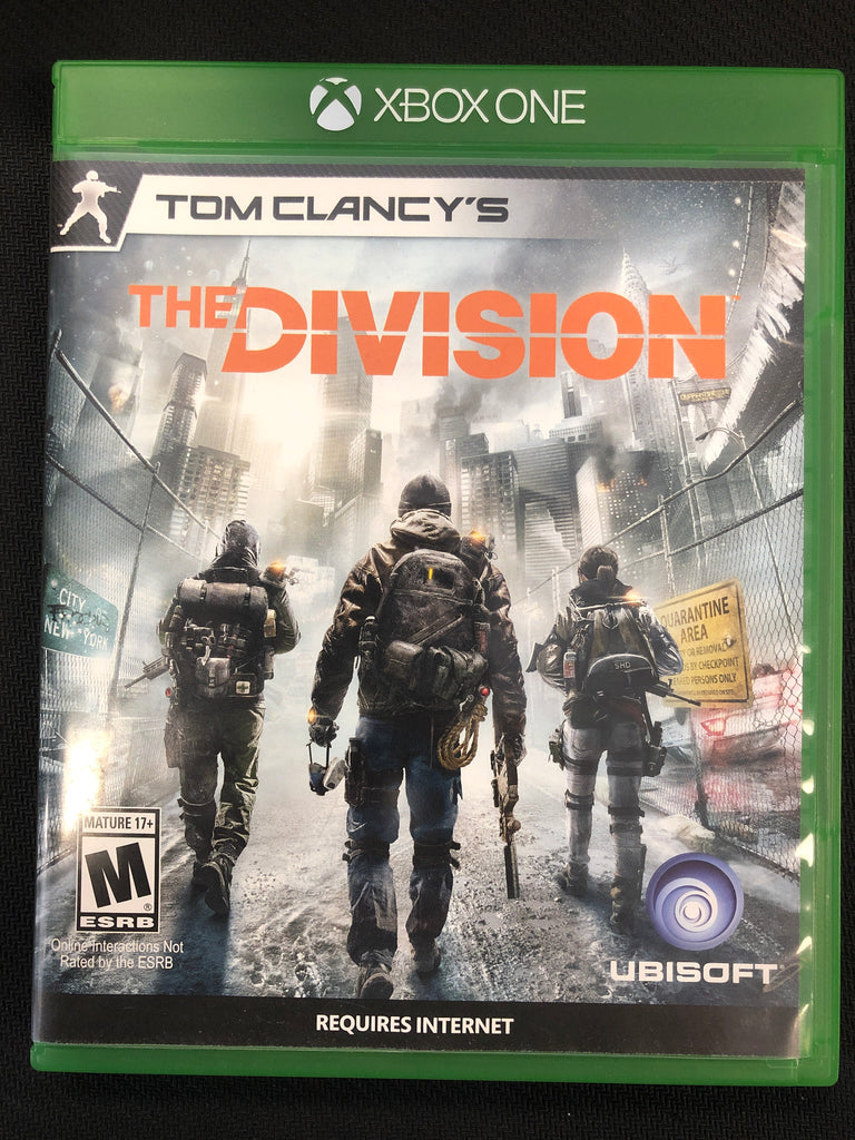 Xbox One: The Division