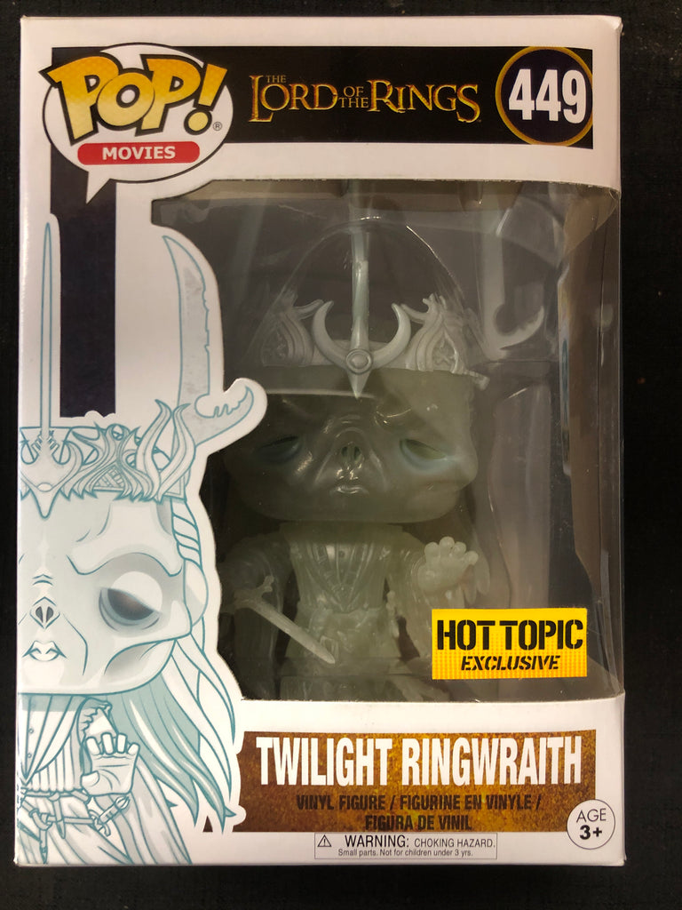 Funko Pop! Lord of the Rings: Twilight Ringwraith #449