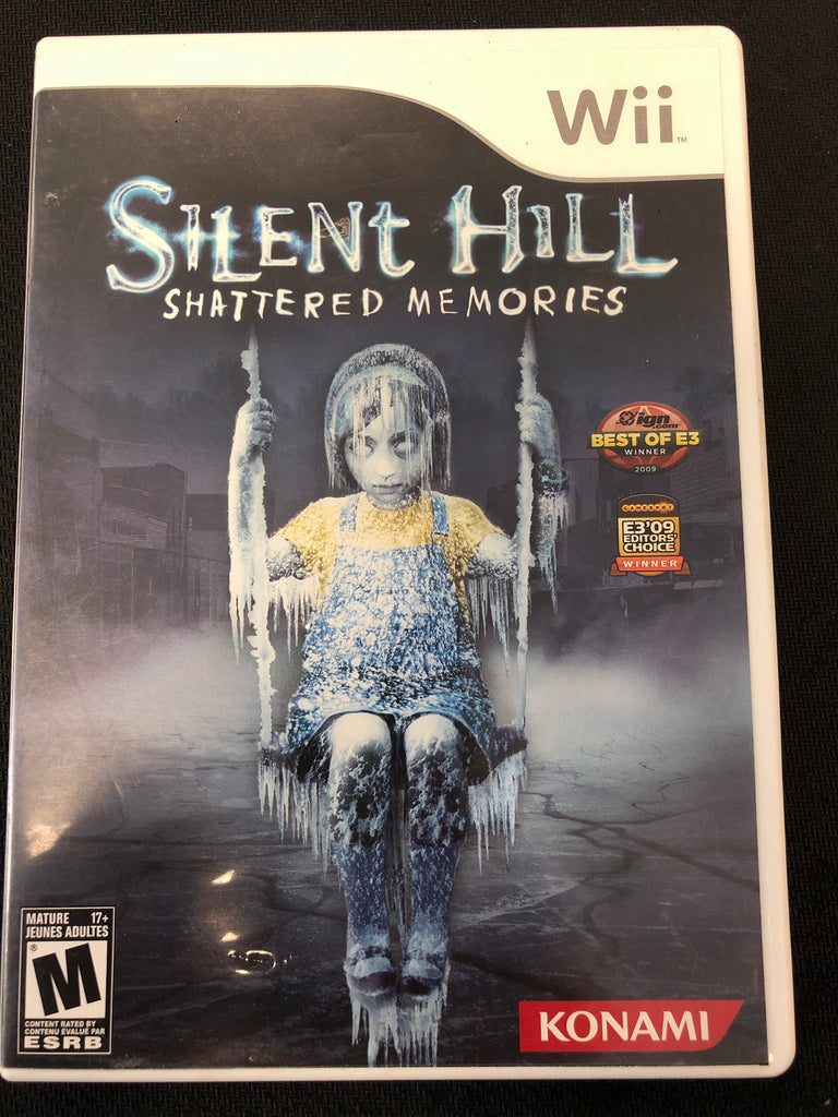 Wii: Silent Hill: Shattered Memories