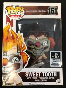 Funko Pop! Twisted Metal: Sweet Tooth #161