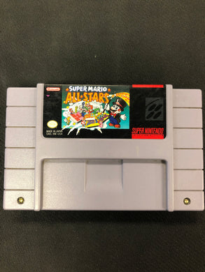 SNES: Super Mario All Stars