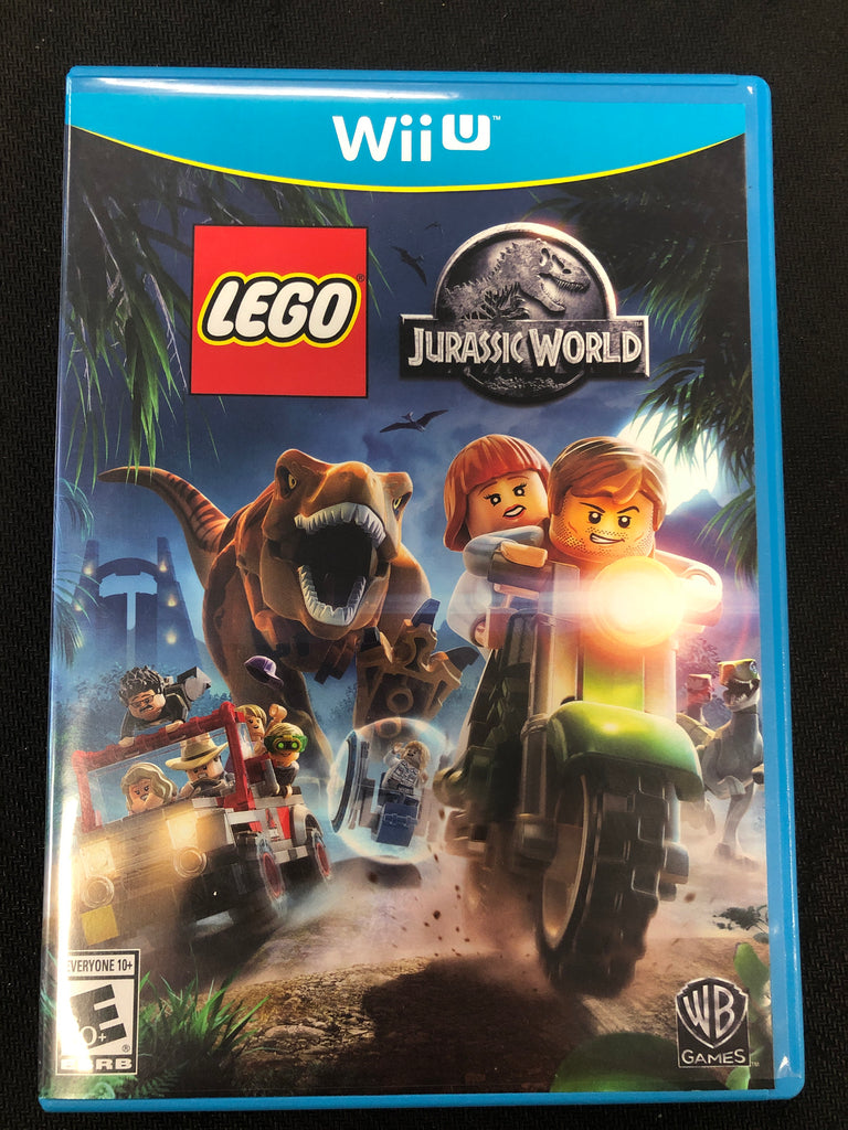Wii U: LEGO Jurassic World