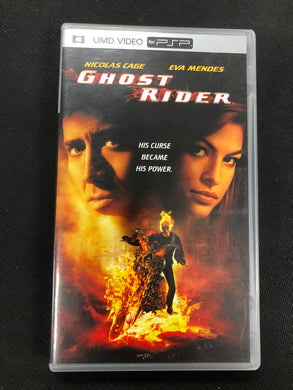 PSP Video: Ghost Rider