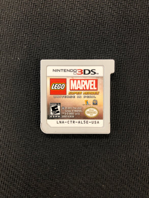 3DS: LEGO: Marvel Super Heroes (Cartridge Only)