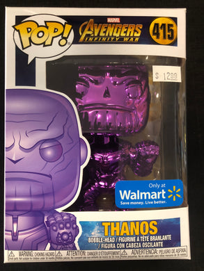 Funko Pop! Thanos (Purple) #415
