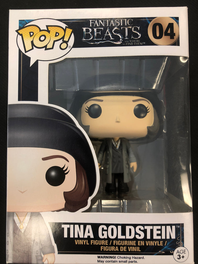 Funko Pop! Fantastic Beasts: Tina Goldstein #04
