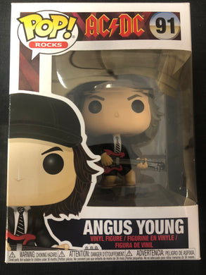 Funko Pop! AC DC: Angus Young #91