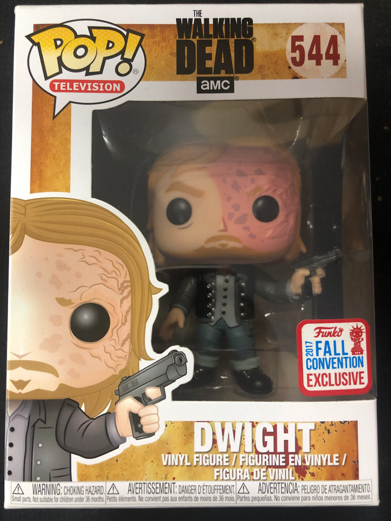 Funko Pop! The Walking Dead: Dwight #544