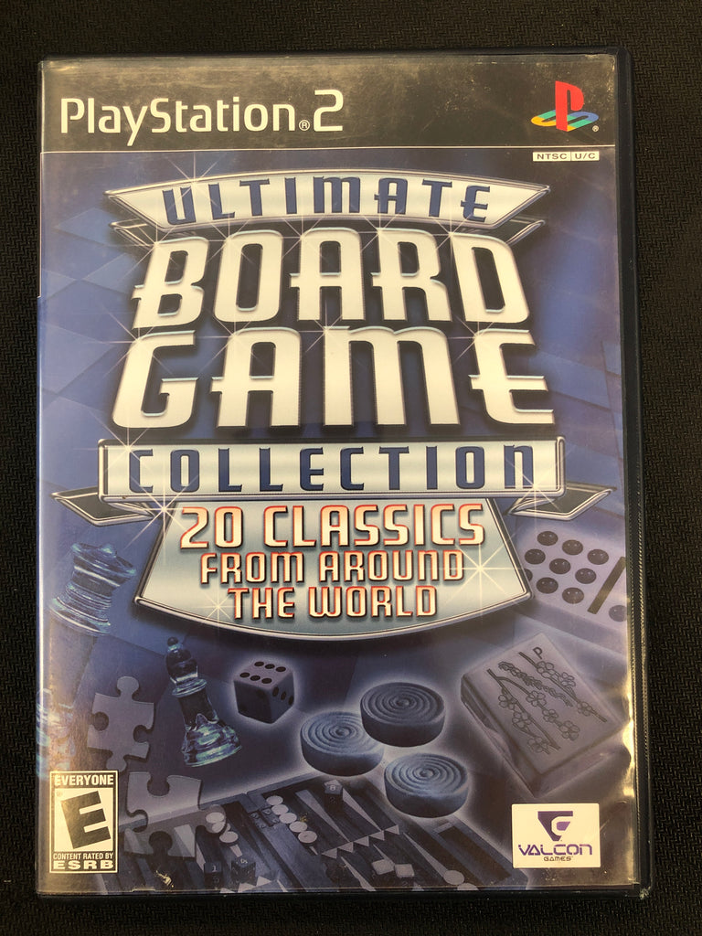 PS2: Ultimate Board Game Collection