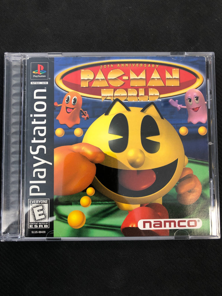 PS1: Pac-Man World