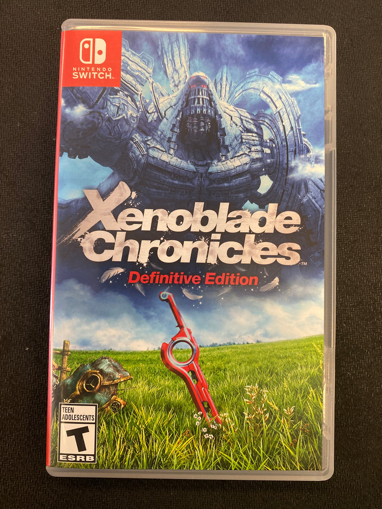 Switch: Xenoblade Chronicles: Definitive Edition