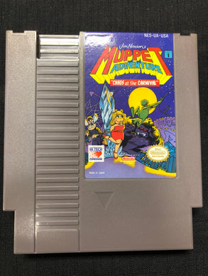 NES: Muppet Adventure