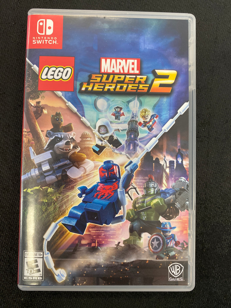 Switch: LEGO Marvel Super Heroes 2