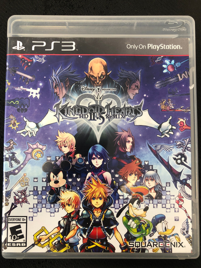 PS3: Kingdom Hearts HD II.5 Remix