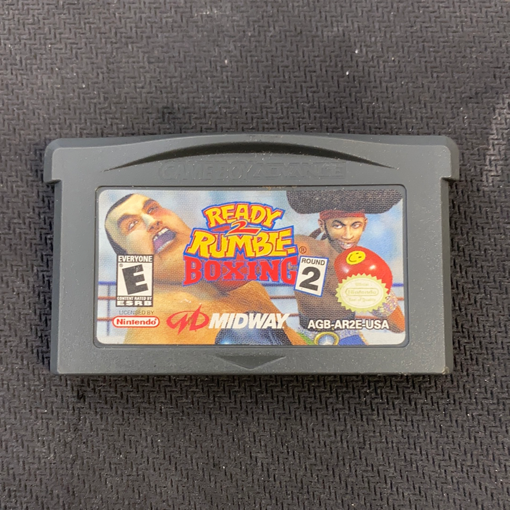 GBA: Ready 2 Rumble Boxing Round 2