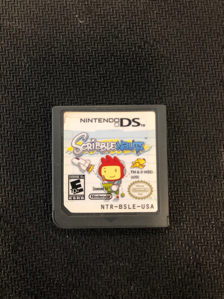 DS: Scribblenauts (Cartridge Only)