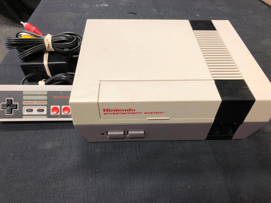 NES: Nintendo Entertainment System